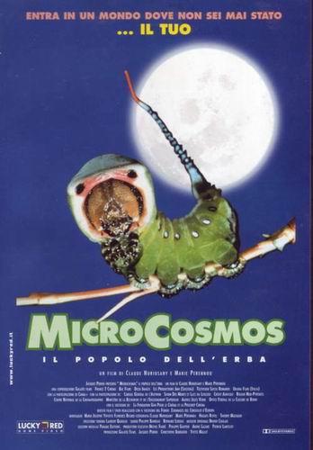 MICROCOSMOS- IL POPOLO DELL'ERBA