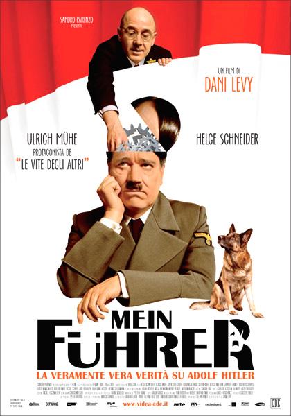 MEIN FÜHRER la veramente vera verità su Adolf Hitler